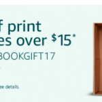 Amazon $5 off books coupon!!