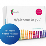 23andMe DNA Test and Health + Ancestry Personal Genetic Service 67% off