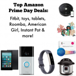Top Amazon Prime Day Deals:  Roomba, American Girl, Fitbit & more!