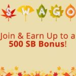 Earn more SB from the September Swago board!