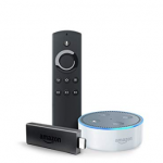 Fire Stick, Alexa Voice Remote and Echo Dot Combo 50% off!