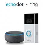 Ring 2 Doorbell Price Match PLUS BONUS Echo Dot!
