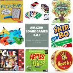 Amazon Board Games Under $10!