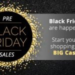 Earn BIG Cash Back on Black Friday!