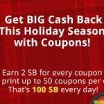 Earn more Swagbucks when you use coupons!