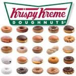 Get a free Krispy Kreme doughnut today!