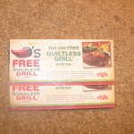 Thrifty Thursday: Guiltless Grill at Chili's