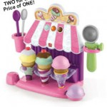 Step2: 12 Deals in 12 Days Ice Cream Parlor 2 pk for $19.99!