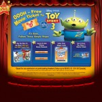 Hot deal on Toy Story 1 and 2 movies!