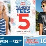 Get $5 tees from Aeropostale!