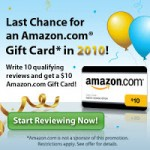 Write 10 reviews for Viewpoint, get a $10 Amazon gift card!!