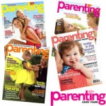 Magazine Deals: Parenting – The Early years 2 year subscription for $4.99!