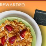 Kellogg's cereal rebate offer!