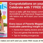 Get seven free issues of Parents Magazine!