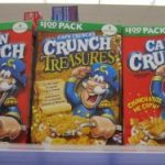 Walgreens:  Get Cap'N Crunch cereal for $.50/box!
