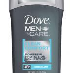 Print & save for free Dove men's deodorant!