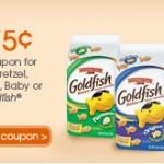 Kroger deal:  Pepperidge Farm Goldfish for $.63/each!
