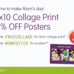 Walgreens:  Free 8X10 collage photo print!
