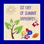First Day of Summer Giveaway:  $300 in prizes!