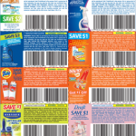 Get $13 in P&G laundry coupons + $5 cash back!