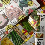 Couponing A to Z:  The ads!