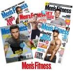 Men's Fitness Magazine $3.50/year