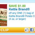 Get Kettle chips for $1.49 at CVS!