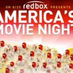 FREEBIE:  Redbox movie on 8/25!