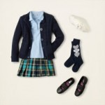 The Children's Place:  up to 25% off uniforms and costumes + 4% cash back!