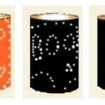 Halloween Craft: Tin Can Luminaries