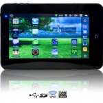 HOT DEAL ALERT:  Android OS 7″ Touch Pad tablet w/ Wi-Fi and 3G – $69.99