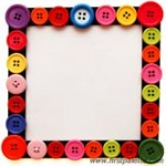 Grandparent's Day Gifts on a Budget:  Homemade Photo Frame