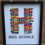 Crayola Crayons for $.25 each PLUS teacher gift ideas!