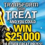 Transform your Treat instant win game:  cash, XBox 360, Hostess treats + more!