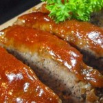 Slow cooker Mondays:  Melt in Your Mouth Meatloaf
