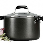 Only $4.97 after rebate:  7 quart stock pot!  (possibly free!)