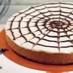 Tasty Treat Tuesday: Spider Web Pumpkin Cheesecake