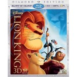 Best Prices on Disney's The Lion King Blu Ray/DVD/3D + $5 printable coupon