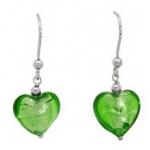 Venetiarum Sterling Silver Heart Earrings as low as $5 shipped!