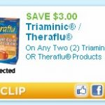 Triaminic only $2.49 at Walgreens!