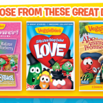 Veggie Tales DVD for $3.99 shipped!
