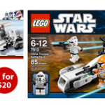 LEGO sets as low as $10 each!
