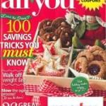 All You Magazine BOGO FREE sale!