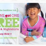 Disney PJ Pals BOGO free!  (ends tonight)