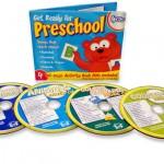 Get Ready for Preschool 4 CD set + 2 PDF books for $2.99!