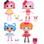 Laloopsy dolls:  2 for $26!