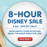 Mattel:  8 Hour Disney Toy Sale + Toy A Day Giveaway!