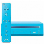 Nintendo Blue Wii only $99.99!