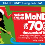 Toys 'R Us Cyber Monday sale + Bonus Deals!