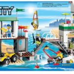 LEGO City Marina Bundle only $29.97 shipped (40% off!)